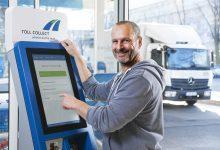 Toll Collect reduce numărul terminalelor de taxare rutieră