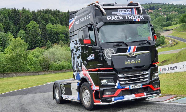 MAN prezintă ediția specială TGX Pace Truck 2021 (FOTO)