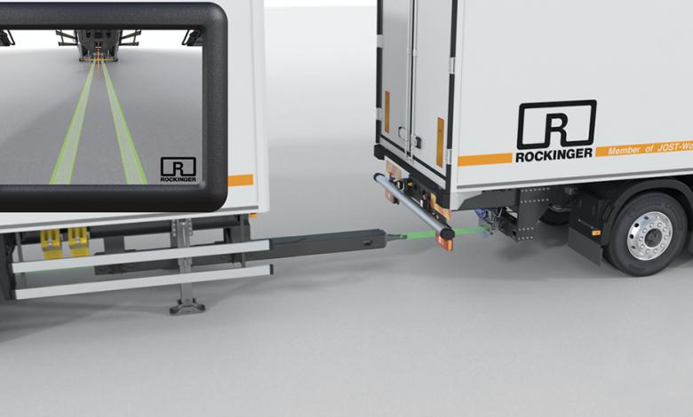 JOST prezintă noi produse inovatoare pentru vehicule comerciale la NUFAM 2021