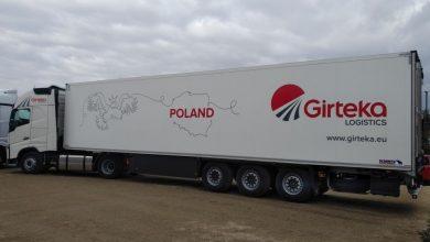 Companiile de transport din Lituania își transferă operațiunile în Polonia