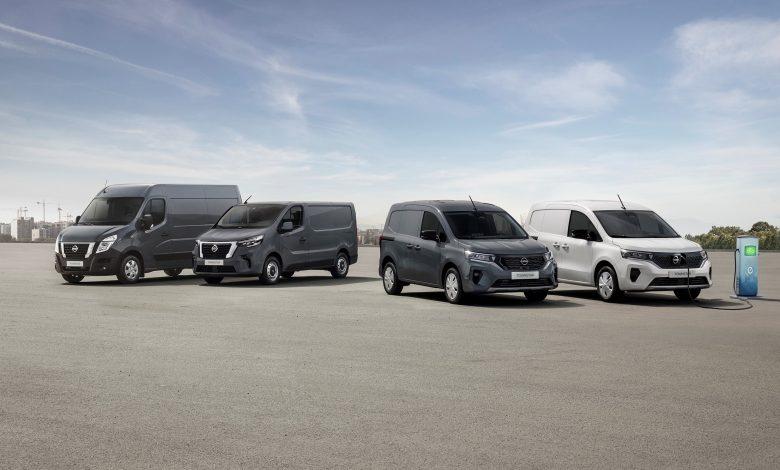 Interstar, Primastar și Townstar: noua gamă de utilitare ușoare Nissan