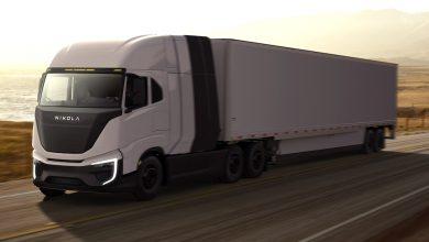 Camioanele Nikola FCEV vor folosi celule de combustie Bosch