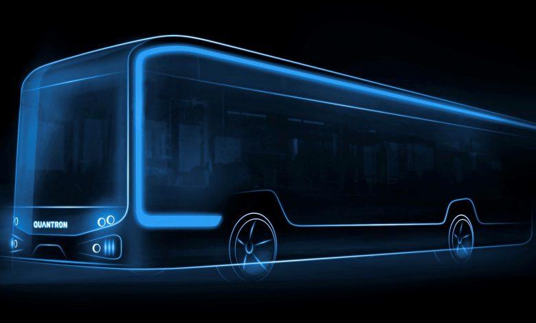 Quantron va lansa un autobuz electric de 12 metri lungime