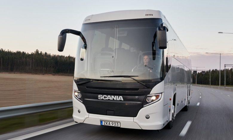 Scania a prezentat o nouă generație a autocarului Touring