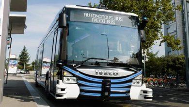 IVECO a testat cu succes un prototip de autobuz autonom