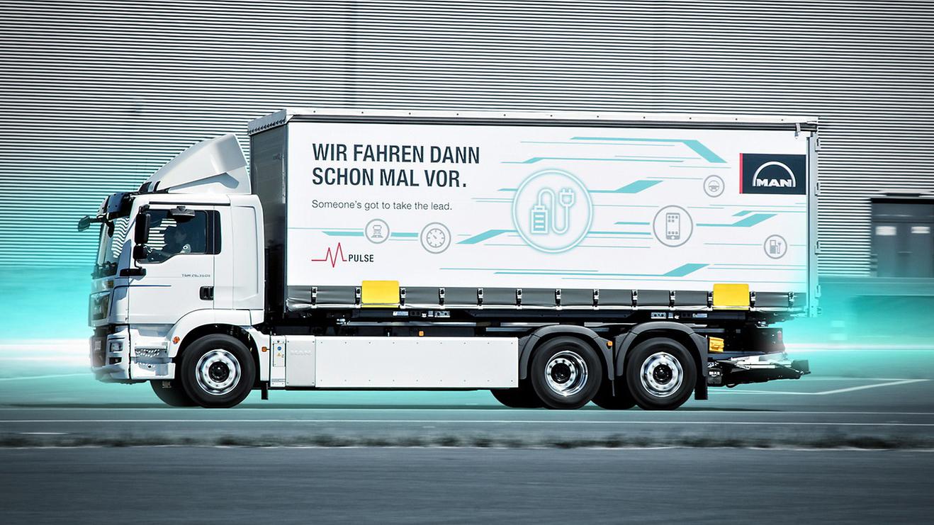 MAN pregătește ieșirea din scenă a camioanelor diesel, începând cu 2024