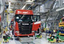 Producția Scania din Suedia afectată de criza de semiconductori