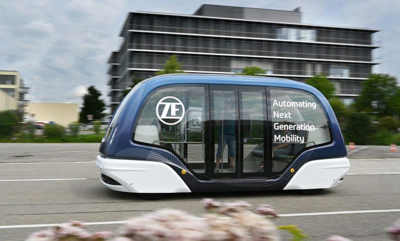 ZF devine furnizor complet de sisteme de transport autonom