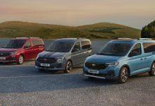 Ford a prezentat noul Tourneo Connect