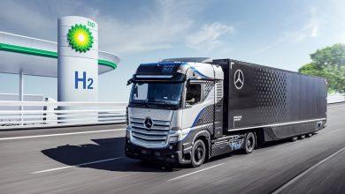 Daimler Truck și BP vor colabora pentru o rețea de hidrogen în UK