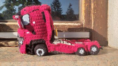 Renault Trucks T High Evolution croșetat (FOTO)