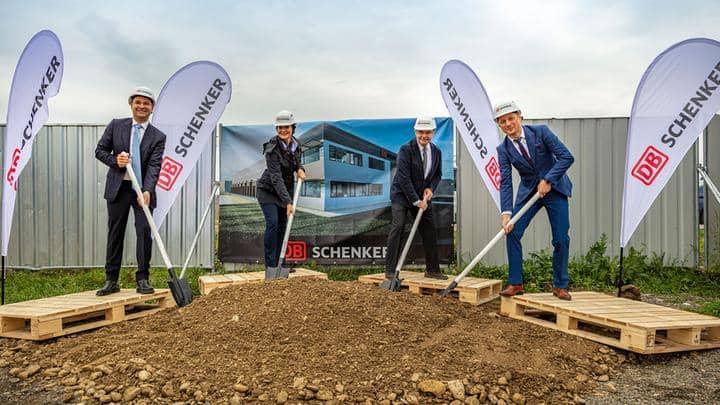 DB Schenker va deschide un nou terminal de cross-dock în Cluj