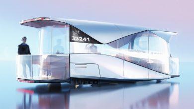 Cum ar putea arăta autobuzul viitorului