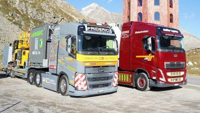 Futuricum a livrat primele camioane electrice cu autonomie de 500 km