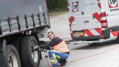 Eurotunnel și TIP Trailer lansează un atelier mobil de reparații în Calais