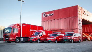 Poșta Norvegiană comandă 439 de vehicule electrice și cu biogaz