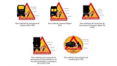 Spania a introdus semnalizarea voluntară a unghiurilor moarte ale vehiculelor comerciale