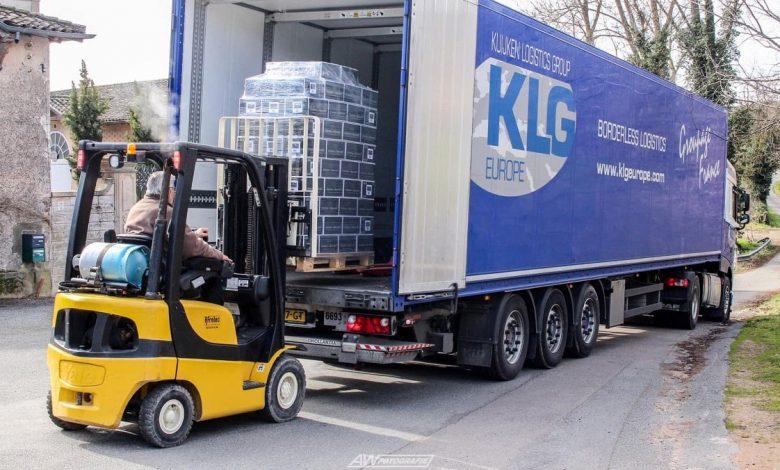 KLG Europe România a lansat un serviciu de curierat pentru produse agabaritice