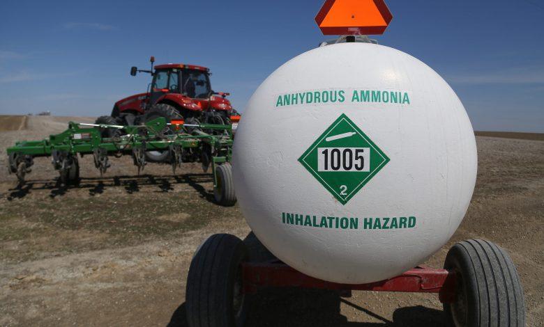 Amoniacul ar putea fi folosit pentru transportul hidrogenului