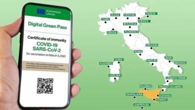 Obligația Green Pass în transport ar putea bloca lanțul de aprovizionare, în Italia