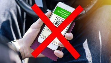 Șoferii străini de camion scutiți de la obligativitatea Certificatului COVID
