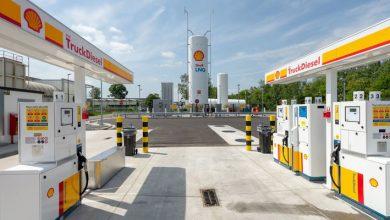 Shell a deschis două noi stații de alimentare cu LNG